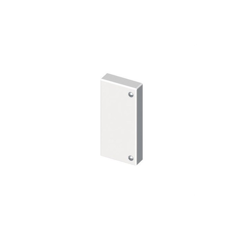 TAPA FINAL PVC P/78043/78093 U24X BLANCO NIEVE  con referencia 78393-2 de la marca UNEX.