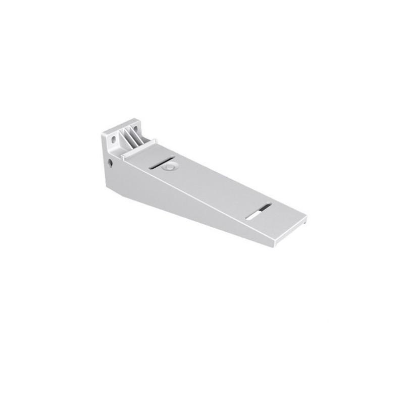 SOPORTE HORIZONTAL PVC-M1 P/66150/1 U23X GRIS  con referencia 66153 de la marca UNEX.