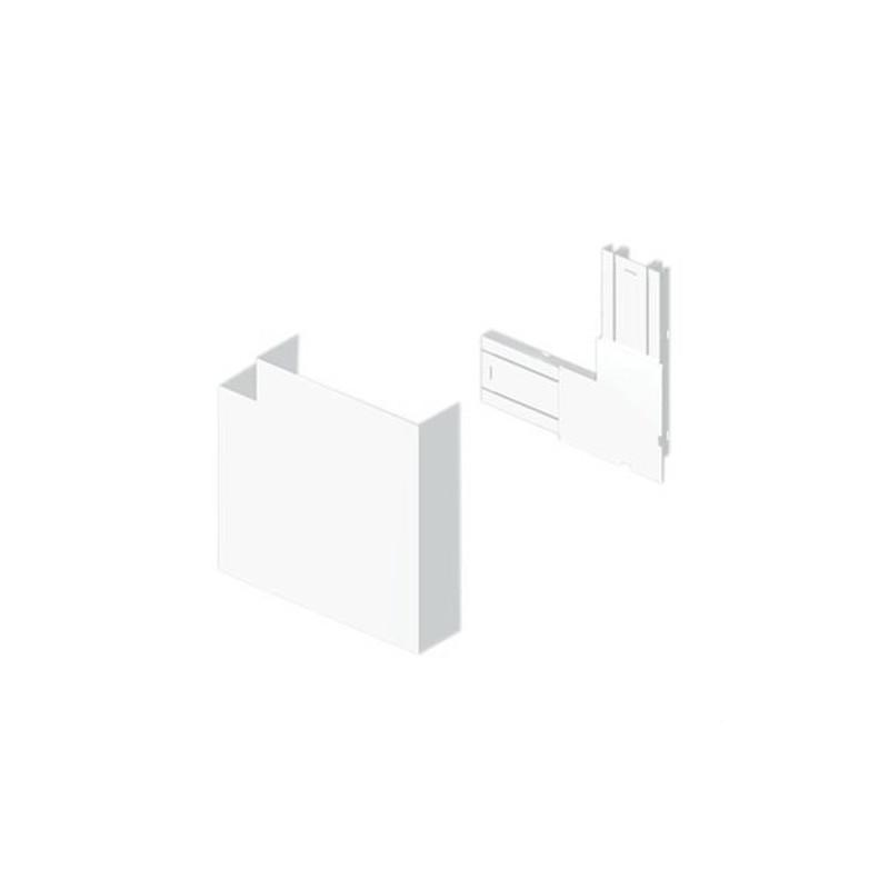 Angulo plano 50x80 U24X blanco nieve con referencia 93220-2 de la marca UNEX.