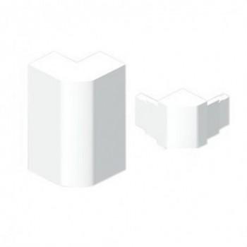 Angulo exterior 50x80 U24X blanco nieve con referencia 93270-2 de la marca UNEX.