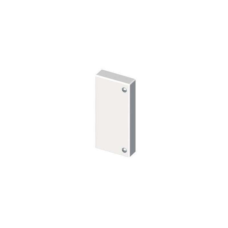 TAPA FINAL PVC PARA 78031 U24X BLANCO NIEVE  con referencia 78381-2 de la marca UNEX.