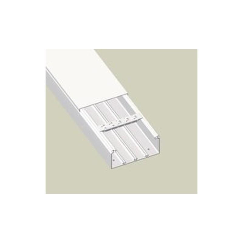 CANAL 72/73 PVC-M1 40x150 U23X BLANCO NIEVE  con referencia 73075-2 de la marca UNEX.