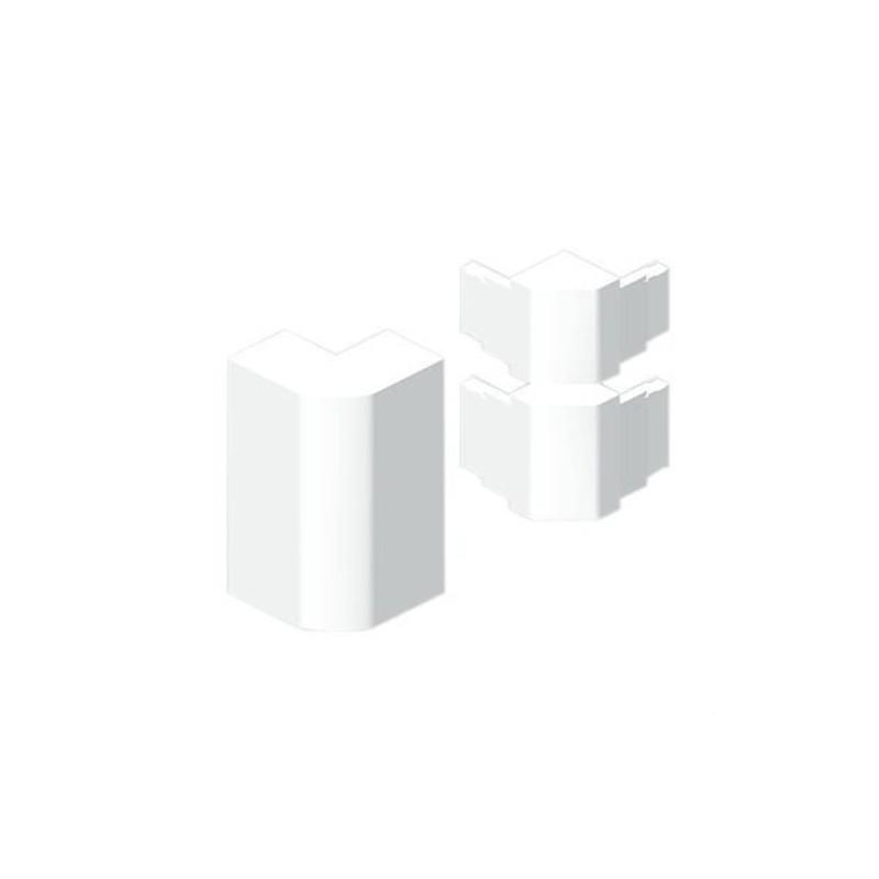 Angulo exterior 50x150 U24X blanco nieve con referencia 93274-2 de la marca UNEX.
