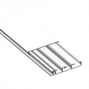ZOCALO 16x100 U23X PVC-M1 BLANCO NIEVE  con referencia 80034-2 de la marca UNEX.