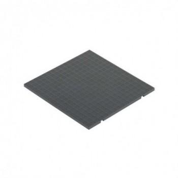 Tapa para caja suelo con 3 módulos 500 CIMA gris con referencia 52053103-035 de la marca SIMON.