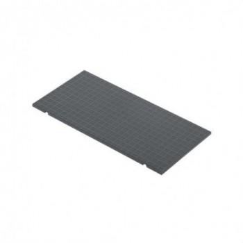 Tapa para caja suelo con 4 módulos 500 CIMA gris con referencia 52053104-035 de la marca SIMON.