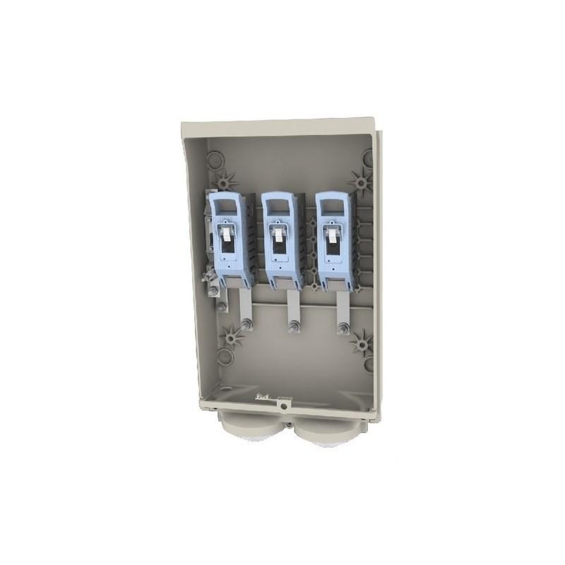 Caja General De Protección Con Base Cpg 7 160 Buc Cahors Electrosumi