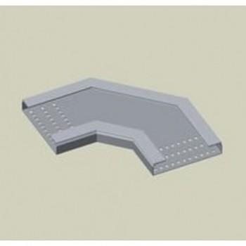ESQUINA PERFORADA PVC-M1 P/66320/1 U23X GRIS con referencia 66336 de la marca UNEX.