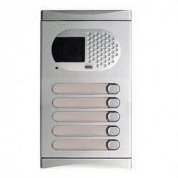 Módulo 5 pulsadores video con referencia 11781150 de la marca GOLMAR.
