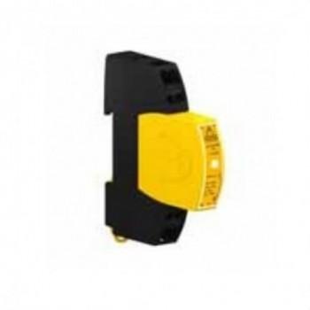 PROTECCION SOBRETENSION ATSUB-D-M 3/4DIN  con referencia AT-8219 de la marca APLIC.TECNOLOG.