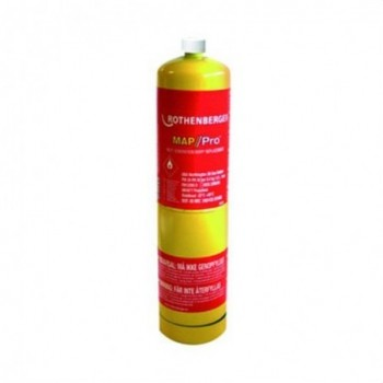 BOTELLA MAPP GAS con referencia 35698 de la marca ROTHENBERGER.