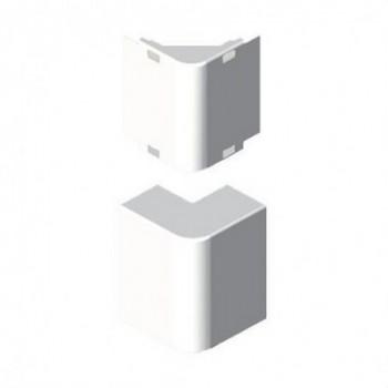 Angulo exterior PVC P/78085/78135 U24X blanco nieve con referencia 78285-2 de la marca UNEX.