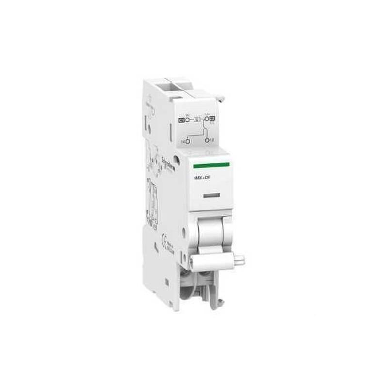 BOBINA DISPARO IMX+OF 100-415V CORRIENTE ALTERNA  con referencia A9A26946 de la marca SCHNEIDER ELEC.