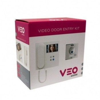 KIT VIDEO VEO VDS 1 LINEA con referencia 9411 de la marca FERMAX.