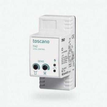 HIDRONIVEL POZO/DEPOSITO BASE+4 SONDAS TH2C-230/400 con referencia 10000064 de la marca TOSCANO.
