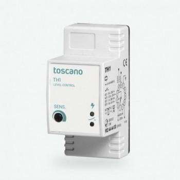 HIDRONIVEL POZO/DEPOSITO BASE+2SONDAS TH1C-230/400  con referencia 10000093 de la marca TOSCANO.