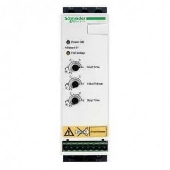 ARRANCADOR ALTISTART01 11KW TRIFASICO 380/415V con referencia ATS01N222QN de la marca SCHNEIDER ELEC.