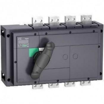 INTERRUPTOR INTERPACT INS 800A 4 POLOS ESTANDAR con referencia 31331 de la marca SCHNEIDER ELEC.