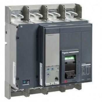 INTERRUPTOR AUTOMATICO NS1250-N 4 POLOS 50kA 220/415V con referencia 33480 de la marca SCHNEIDER ELEC.