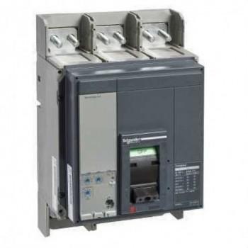INTERRUPTOR AUTOMATICO NS800 NEUTRO 3 POLOS 50kA 220/415V  con referencia 33466 de la marca SCHNEIDER ELEC.