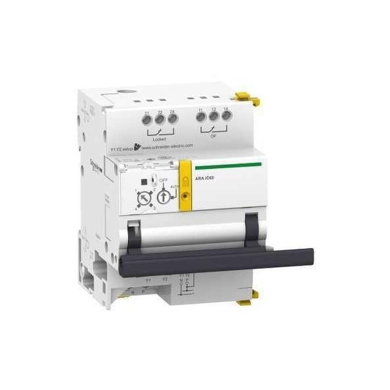 MANDO MOTORIZADO ARA PARA INTERRUPTOR IC60 1-2P con referencia A9C70132 de la marca SCHNEIDER ELEC.
