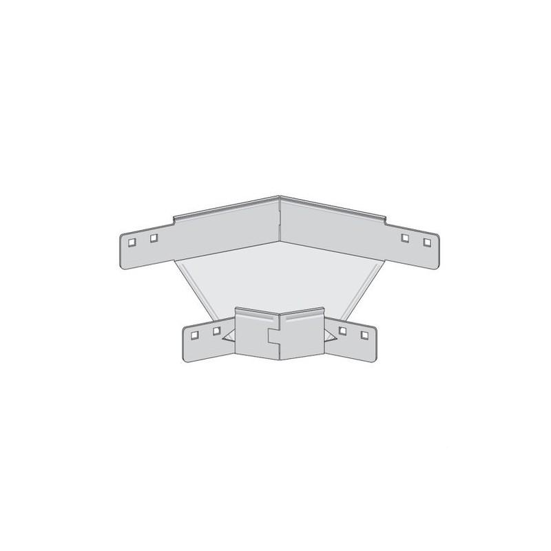 CURVA HORIZONTAL 45 60x200 GALVANIZADO SENDZIMIR con referencia CR0620S de la marca INTERFLEX.