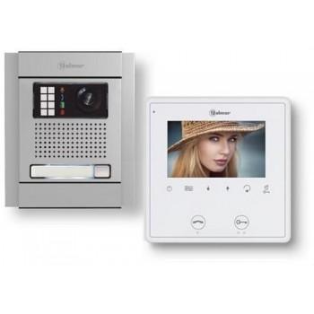 Kit video N5110/VESTA2 1 pulsador con referencia 11500239B de la marca GOLMAR.