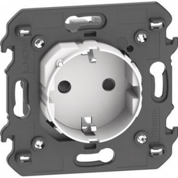 Base enchufe conectada 2P+T LIVING NOW W/NETATMO para controlar equipos eléctricos a distancia
