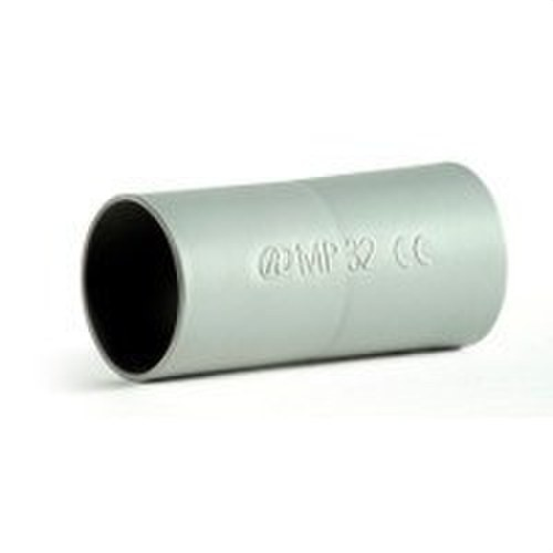 Manguito diámetro 63 enchufable gris - AISCAN
