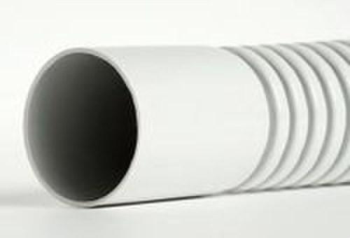 Curva Aiscan-CF flexible diámetro 20 gris - AISCAN