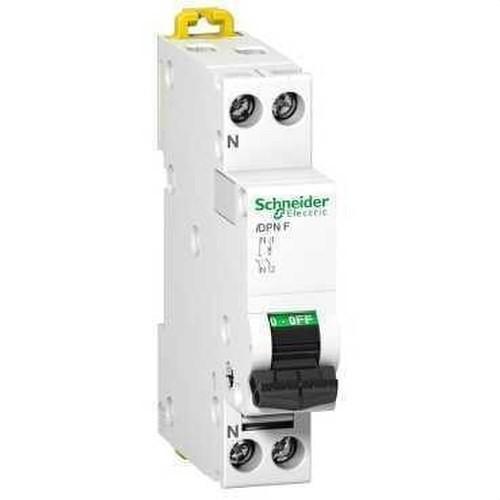 INTERRUPTOR AUTOMATICO MAGNETOTERMICO IDPN-F 1 POLONEUTRO 6A CURVA-C - SCHNEIDER ELECTRIC